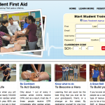 Free student video online first aid course from ProTrainings