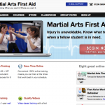 Martial Arts FIrst Aid from ProTrainings Europe