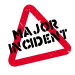 Major incident trauma