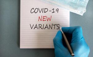 New Variant Coronavirus