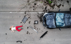 road traffic collision