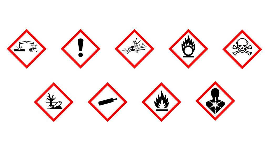 Chip Is The Abbreviated Name For The Chemicals Hazard Information And